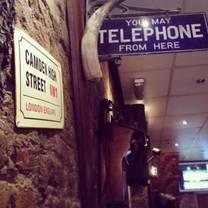 photo of bluebell bistro restaurant