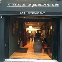 photo of chez francis - canton restaurant