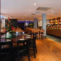 photo of zen noodle bar restaurant