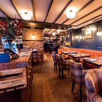 foto de restaurante the oxford blue