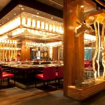 photo of teppan grill- hyatt regency mexico city restaurant