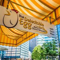 photo of the delectable egg restaurant