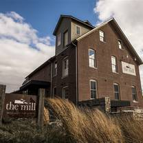 photo of the mill in hershey restaurant