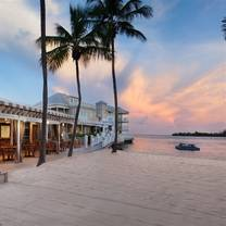 photo of one duval - pier house resort & spa restaurant