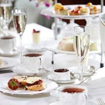 photo of afternoon tea at mannings heath restaurant