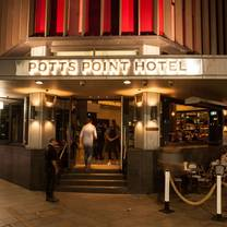 foto de restaurante potts point hotel