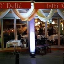 photo of delhi o delhi restaurant