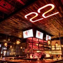 photo of square 22 restaurant