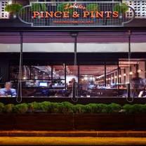 photo of pince & pints kuala lumpur restaurant