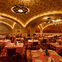 photo of grand central oyster bar restaurant