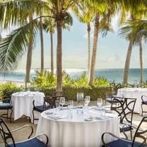 photo of latitudes on sunset key restaurant