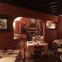 photo of the italian house on park restaurant