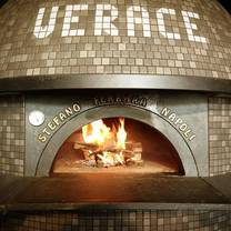 photo of verace pizzeria restaurant