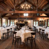photo of circa 1876 at the convent hunter valley restaurant