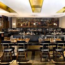 photo of b&o american brasserie - hotel monaco restaurant