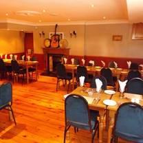 photo of the crossbar gurteen restaurant