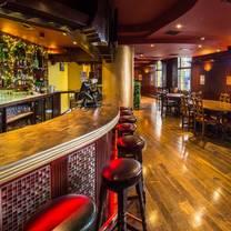 photo of the liquor works restaurant
