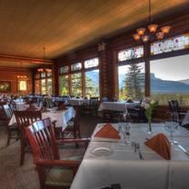 photo of stone peak restaurant - overlander mountain lodge restaurant