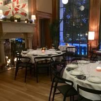 photo of the washington room at jockey hollow bar & kitchen restaurant