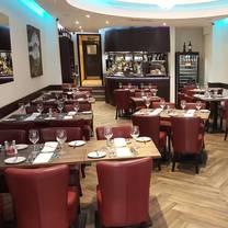 foto von leigh bistro restaurant