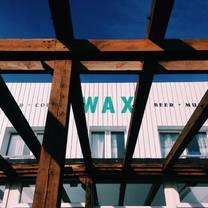 photo of wax at watergate bay restaurant