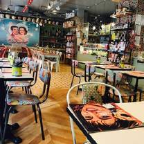 photo of comptoir libanais - poland street restaurant