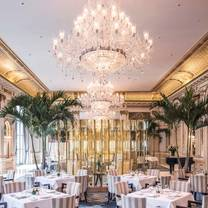 photo of le lobby - the peninsula paris restaurant