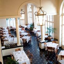 photo of terrace grille restaurant