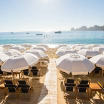 photo of sur beach house los cabos restaurant