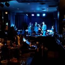 photo of frankie's jazz club restaurant