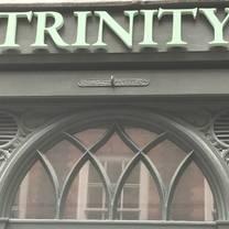 photo of trinity restaurant