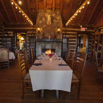 photo of the log cabin restaurant