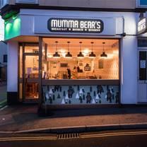 photo of mumma bear's restaurant