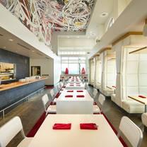 photo of flip burger boutique - birmingham - priority seating restaurant