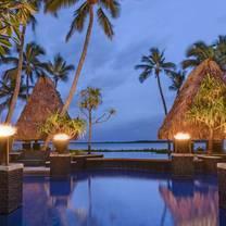 photo of zing – the westin denarau island resort & spa, fiji restaurant