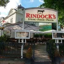 foto von rindock's rothenbaum restaurant