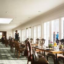 photo of the dunes restaurant & bar @ trump international aberdeen restaurant