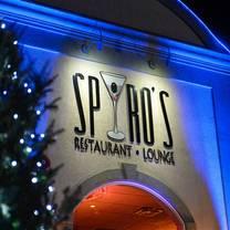 foto von spiro's restaurant