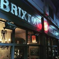 photo of brixton village grill restaurant