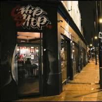 photo of chip shop restaurant