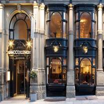 photo of piccolino liverpool restaurant