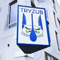 photo of tryzub ukrainian kitchen restaurant