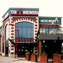 photo of the 3 brewers- kanata restaurant