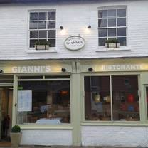 photo of gianni's ristorante restaurant