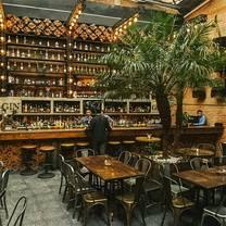 photo of gin gin roma norte restaurant