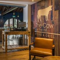 photo of cow on the hill @ holiday inn bromsgrove restaurant
