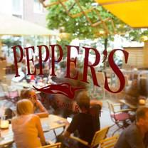 foto von pepper's restaurant