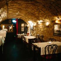 photo of the blind pig restaurant