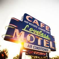 photo of loveless cafe restaurant