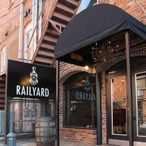 photo of the railyard restaurant